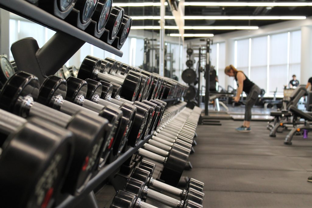 gym salle sport